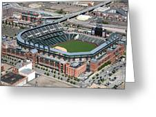 Coors Field Denver Greeting Card