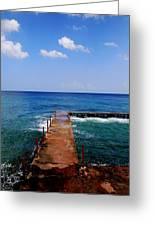 Copacabana Greeting Card