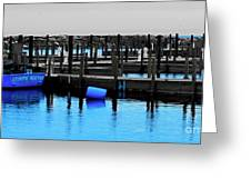 Copper Harbor Greeting Card
