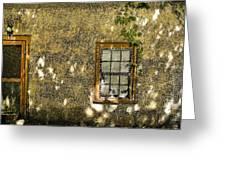Coquina Door And Window Db Greeting Card