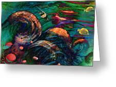Coral Reef 2 Greeting Card
