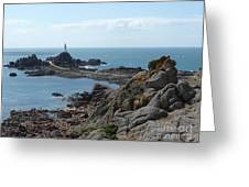 Corbiere Lighthouse Greeting Card