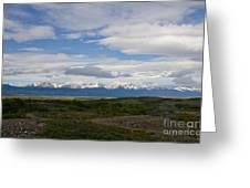 Cordillera Moore Greeting Card