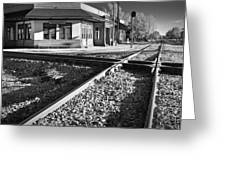 Corinth Station Greeting Card