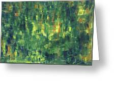 Corn Fields Greeting Card