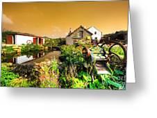 Cornish Reflections  Greeting Card