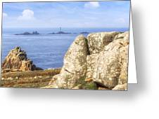 Cornwall - Land's End Greeting Card