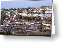 Cornwall - Mevagissey Greeting Card
