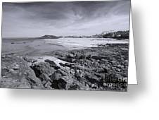 Cornwall Coastline 2 Greeting Card