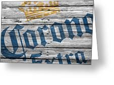 Corona Extra Greeting Card
