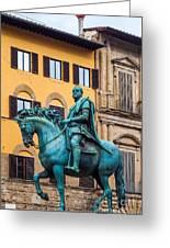 Cosimo De Medici Greeting Card