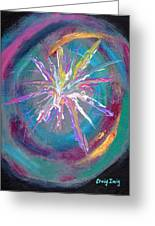 Cosmic Activity 11  Greeting Card
