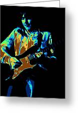 Cosmic Tones From Mick Greeting Card