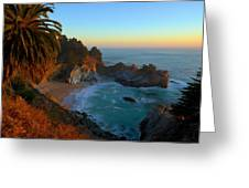 Costal Paradise Greeting Card