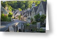 Cotswolds Morning Greeting Card