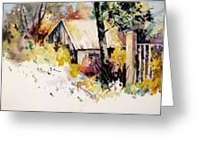 Cottage 3 Greeting Card