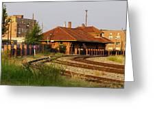 Cotton Belt Depot Greeting Card