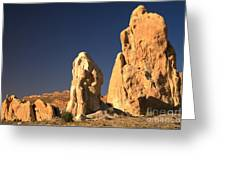 Cottonwood Towers Greeting Card