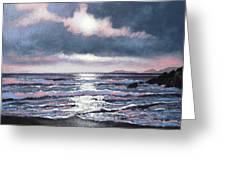 Coumeenole Beach  Dingle Peninsula  Greeting Card