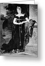 Countess Marie L Greeting Card