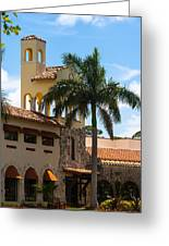 Country Club Of Coral Gables Greeting Card