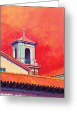 Country Club Plaza Greeting Card