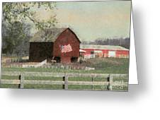 Country Collectionone Greeting Card