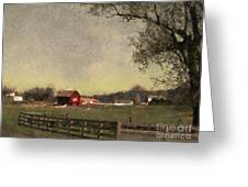 Country Collections Two Greeting Card