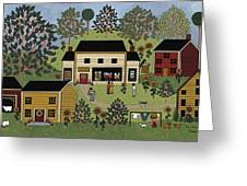 Country Gallery Greeting Card