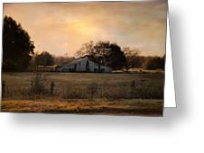 Country Heirloom Greeting Card