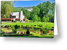 Country Inn Greeting Card