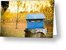 Country Letterbox Greeting Card