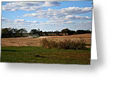Country Life 2 Greeting Card