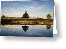 Country Peace Greeting Card