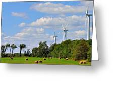 Country Power Greeting Card