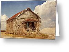 Country Schoolhouse  Greeting Card