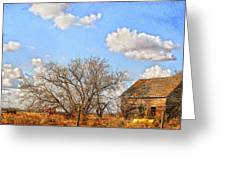 Country Smell Greeting Card