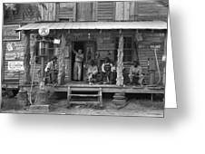 Country Store, 1939 Greeting Card
