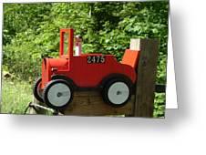 Countryside Mailbox #12 Greeting Card