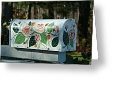 Countryside Mailbox #14 Greeting Card