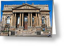 County Sessions House Greeting Card