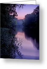 Coutois Creek Greeting Card