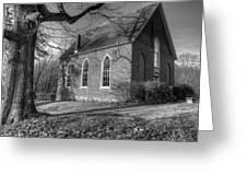 Cove Presbyterian Church Greeting Card