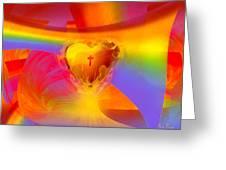 Covenant Glory Greeting Card