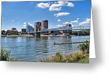 Covington Kentucky Greeting Card