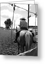 Cowboy 1 Greeting Card