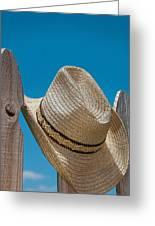 Cowboy Days Greeting Card