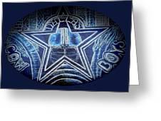 Cowboys Vacation Greeting Card