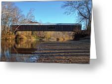 Cox Ford Bridge Greeting Card