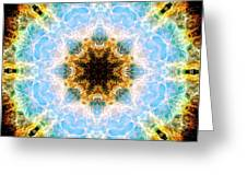Crab Nebula II Greeting Card